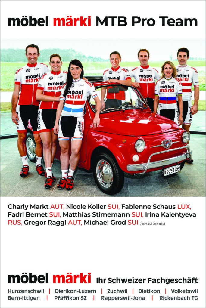 Media Argovia Vittoria Fischer Mountainbike Rennserie